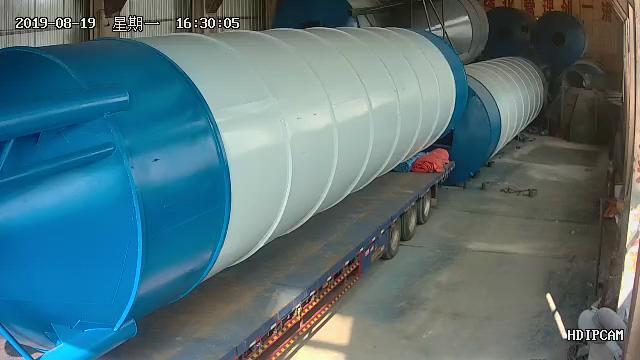 200吨水泥罐装车